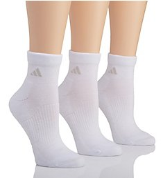 Adidas Cushioned Variegated Quarter Sock - 3 Pack 5135886