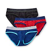 Andrew Christian Almost Naked Cotton Brief - 3 Pack 90283