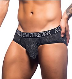 Andrew Christian Almost Naked Glitz Brief 90365