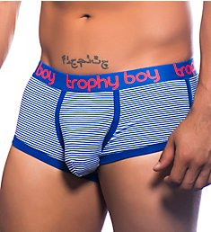Andrew Christian Trophy Boy Striped Boxer 90644
