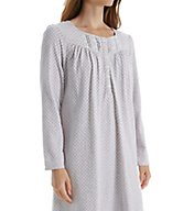 Aria Brushed Cotton Jersey Short Nightgown 8017761