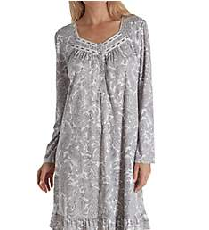 Aria Cotton Long Sleeve Short Nightgown 8017887