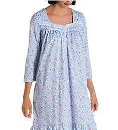 Aria Spring Flurry 3/4 Sleeve Short Gown 8022002