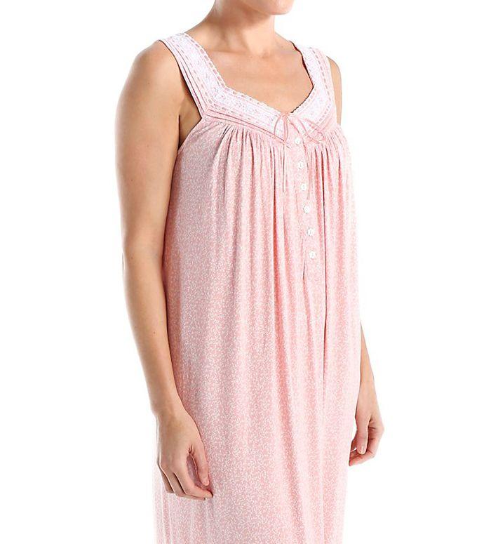 Aria Sunshine Sleeveless Short Nightgown 8117728
