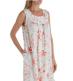 Aria Blooming Floral Sleeveless Short Nightgown 8117846
