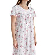 Aria Short Sleeve Ballet Nightgown 8217776