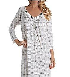 Aria Long Sleeve Long Nightgown 8217804