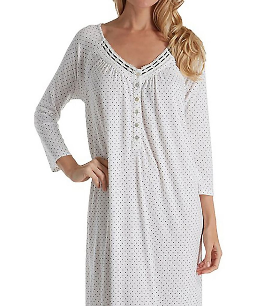 Aria Long Sleeve Long Nightgown 8217804