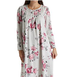Aria Pink Delight Long Sleeve Ballet Nightgown 8217811
