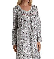 Aria Flannel Long Sleeve Ballet Nightgown 8217815