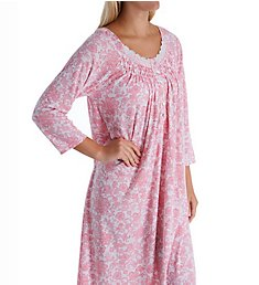 Aria Pink Passion 3/4 Sleeve Ballet Gown 8221943