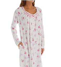 Aria Lilac Floral Long Sleeve Ballet Nightgown 8221960