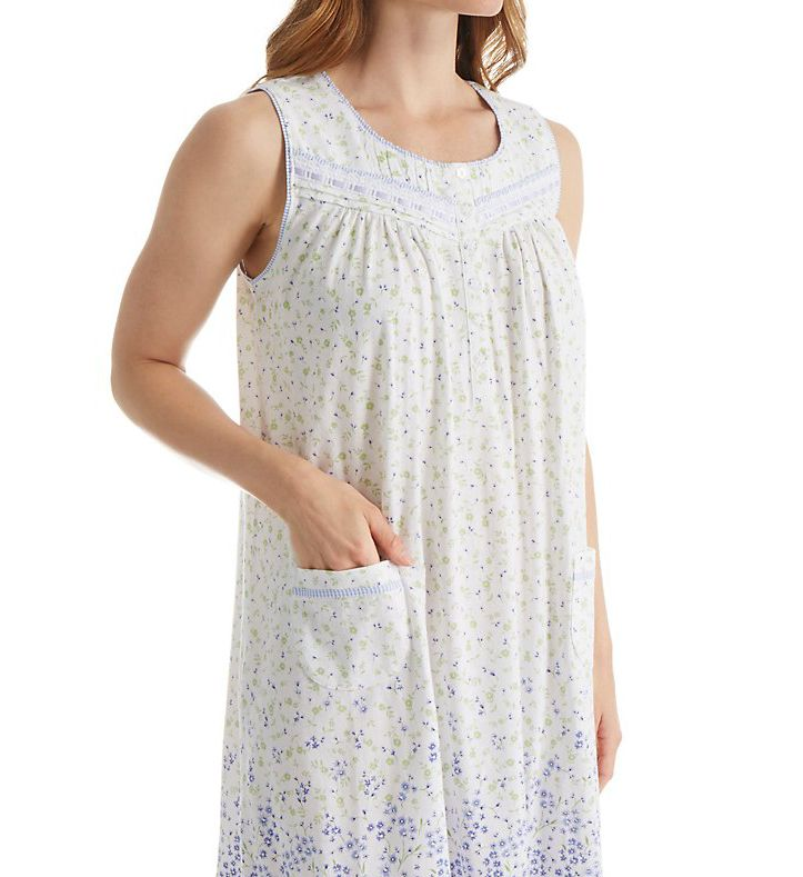 Aria Daydream Sleeveless Short Nightgown 8317729