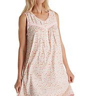 Aria Spring Sleeveless Short Nightgown 8317789
