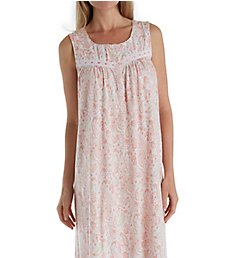 Aria Blooming Floral Sleeveless Ballet Nightgown 8417846