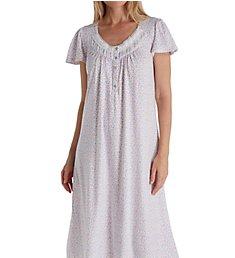 Aria Lavender Dream Short Sleeve Ballet Nightgown 8417847