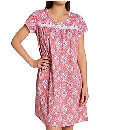 Aria Short Sleeve Short Nightgown 8522008