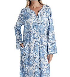 Aria Blue Sky Long Sleeve Caftan 8717868