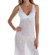 Arianne Natasha 48 Inch Chemise With Adjustable Straps 8640
