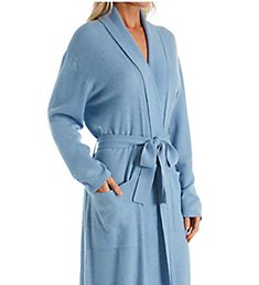 Arlotta Cashmere Classic Long Robe With Shawl Collar 2011