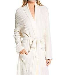 Arlotta Long Baby Cable Texture Wrap Robe 2020
