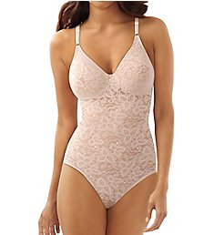 Bali Lace N' Smooth Body Briefer 8L10