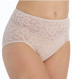 Bali Lace 'N Smooth Shaping Brief Panty 8L14