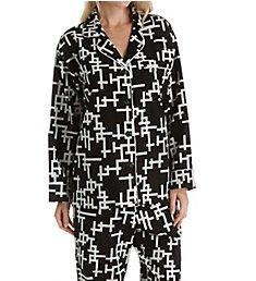 BedHead Pajamas Word Play Long Sleeve Pajama Set 3480