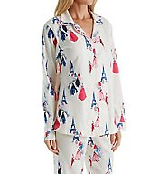 BedHead Pajamas Fashion Week Long Sleeve PJ Set 7009