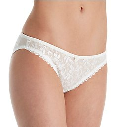 Carnival Lace High Cut Bikini Panty 4133