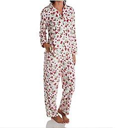 Carole Hochman Baby Fleece Long Sleeve Pajama Set CH92051