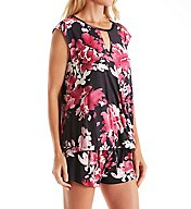 Carole Hochman Midnight Bouquet Short PJ Set 1311304