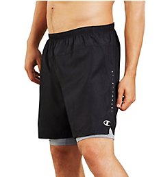 Champion Cool Control 7 Inch Short Compression Boxer Brief 80730