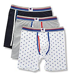 Champion Everyday Comfort Boxer Brief - 3 Pack CABB