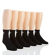 Champion Double Dry Performance Ankle Socks - 6 Pack CH610