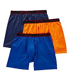 Champion X-Temp Active Performance Boxer Briefs - 3 Pack CPRB