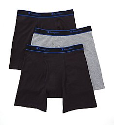 Champion X-Temp Cotton Performance Boxer Briefs - 3 Pack CXRB