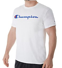 Champion Classic Signature Logo Jersey T-Shirt GT280-A