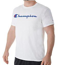 Champion Classic Signature Logo Jersey T-Shirt GT280-A