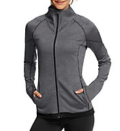 Champion Tech Fleece Duofold Warm CTRL Full Zip Jacket J0972
