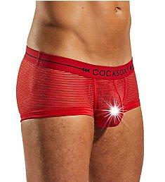 Cocksox Sheer Contour Pouch Low Rise Trunk CX68SH
