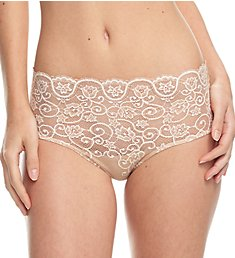 Commando Double Take Lace Bikini Panty BK05