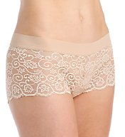 Commando Double Take Boyshort Panty BS04