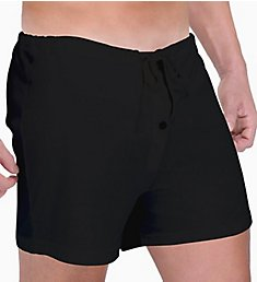 Cottonique Latex Free Organic Cotton Loose Boxer Short M17713