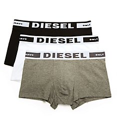 Diesel Kory Cotton Stretch Trunks - 3 Pack CKY3BAOF