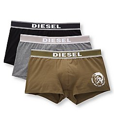 Diesel Shawn Cotton Stretch Boxers - 3 Pack SAB2TANL