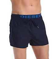 Diesel Seaside Cotton Stretch Swim E-Shorts SP8KAKY