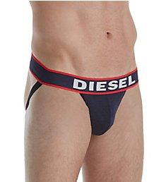 Diesel Djock Contour Pouch Jockstrap SSTUCARW