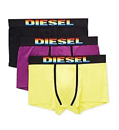 Diesel Damien Cotton Stretch Boxers - 3 Pack ST3VQAXR