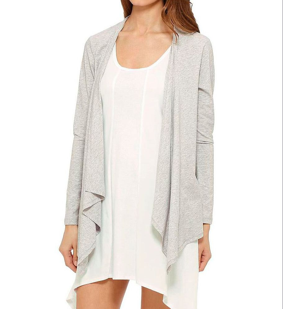 DKNY Soft Jersey Long Sleeve Cozy 2013308